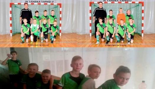 2005/2006 sündinud poisid Suure-Jaani turniiril